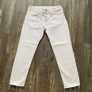 Ralph Lauren cute white capris